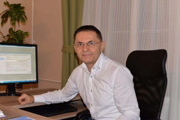 Dr. Kapás István Ph.D.